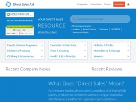 Direct Sales Aid