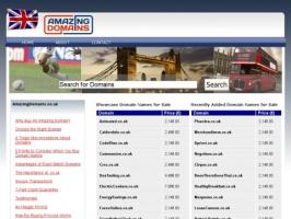 Amazing Domains