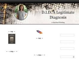 D.I.D. A Legitimate Diagnosis