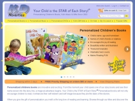 KD Novelties - Personalized Childrens Books