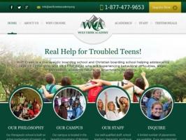Wolf Creek Academy - Boarding School