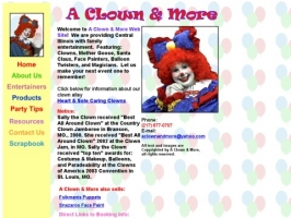 A Clown & More