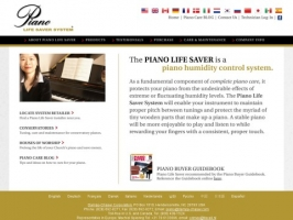 Piano Life Saver - Humidity and Climate Control