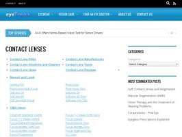 EyeTopics.com - Contact Lenses