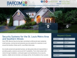 Barcom Security | Commercial & Residential Systems
