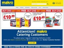 Makro: Buy George Foreman Grill