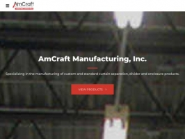 AmCraft Industrial Curtain Wall