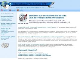 International Penfriends