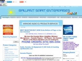 Karaoke, DJ & Audio Equipment