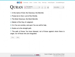 Quran in English - Clear and Easy to Read