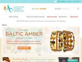 Andzias Amber Jewelry and Beads