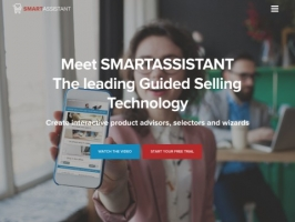SMARTASSISTANT - Guided selling software