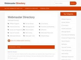 Webmaster Resources Directory