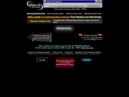 Stevens Disney Site
