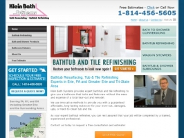 Klein Bath Systems