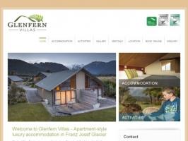 Glenfern Villas Franz Josef Accommodation