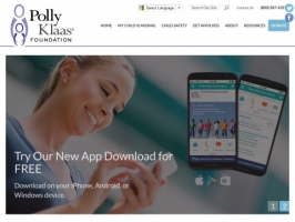The Official Polly Klaas Foundation Website