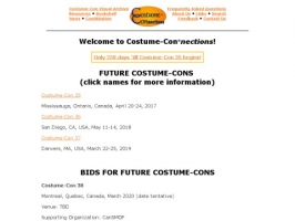Costume-ConNections