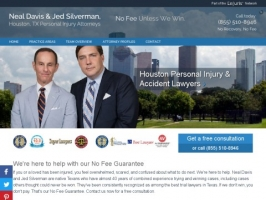 Houston Personal Injury & Accident Lawyers