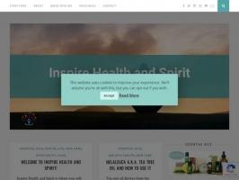 Inspire Health and Spirit