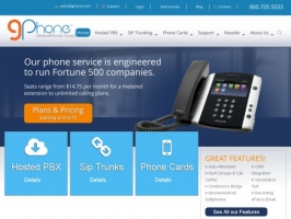 GlobalPhone Corp. Hosted PBX Services