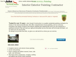 House Painting for Portland, OR and Vancouver, WA
