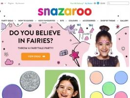 Snazaroo: Birthday Party
