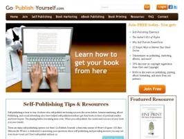 Go-Publish-Yourself.com - Self-Publishing