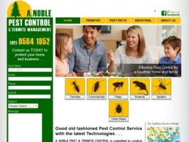 A.NOBLE PEST CONTROL