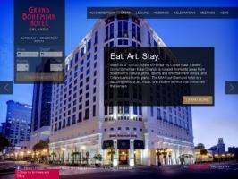 Grand Bohemian Hotel: Downtown Orlando Hotels
