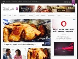 Gist Us - Nigerian Music, News & Entertainment