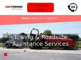 A&S Towing   Fast & Reliable Towing in Santa Clara