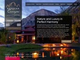 Kessler Canyon: Colorado Hunting Lodges & Resorts