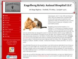 Engelberg Kristy Animal Hospital