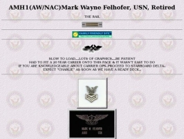 Biography of AMH1 Mark W. Felhofer