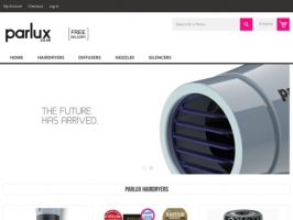 Parlux.co.uk - Professional Parlux Hairdryers