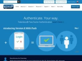 Securenvoy Authentication