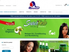 Dominican Hair Products UK