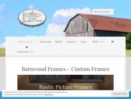 Shop Reclaimed Barnwood Picture Frames