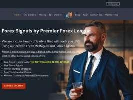 Forex Signals   Live Forex Trading   Premier Forex League