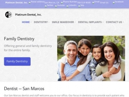 Platinum Dental, Inc. | Cosmetic and Family Dentistry