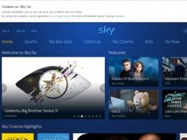Sky Player: On Demand TV
