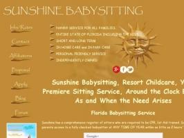 Sunshine Babysitting