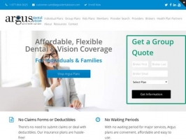 Argus Dental and Vision