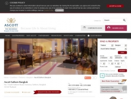 The Ascott Sathorn Bangkok