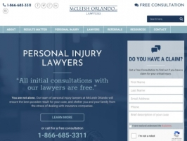 Toronto Personal Injury Lawyer | McLeish Orlando