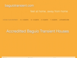 Baguio Transient Vacation Apartments
