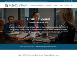 Divorce Lawyer Chicago - Russell D. Knight | Family Attorney