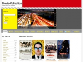 Movie Collection - summary about movies online.