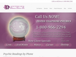 The Psychic Line
